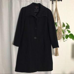 Mac mackintosh 100% wool coat